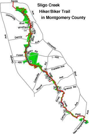 Sligo Hiker/Biker Trail
