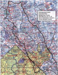 Sligo Watershed Street Map