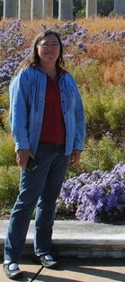 Merikay Smith of the Muddy Branch Alliance and Master Gardeners Speakers Bureau