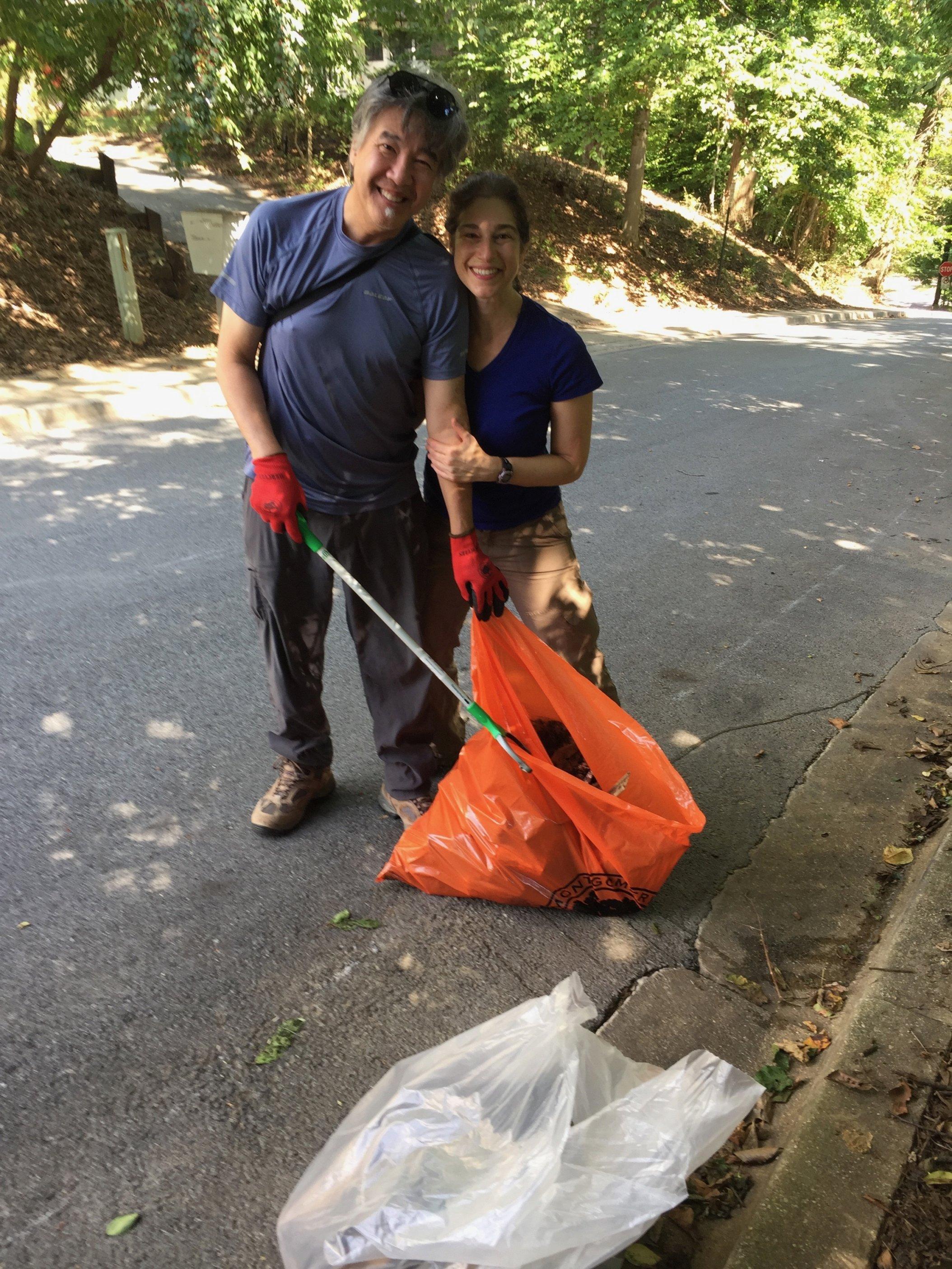 Tuan and Marni Sweep Section 3